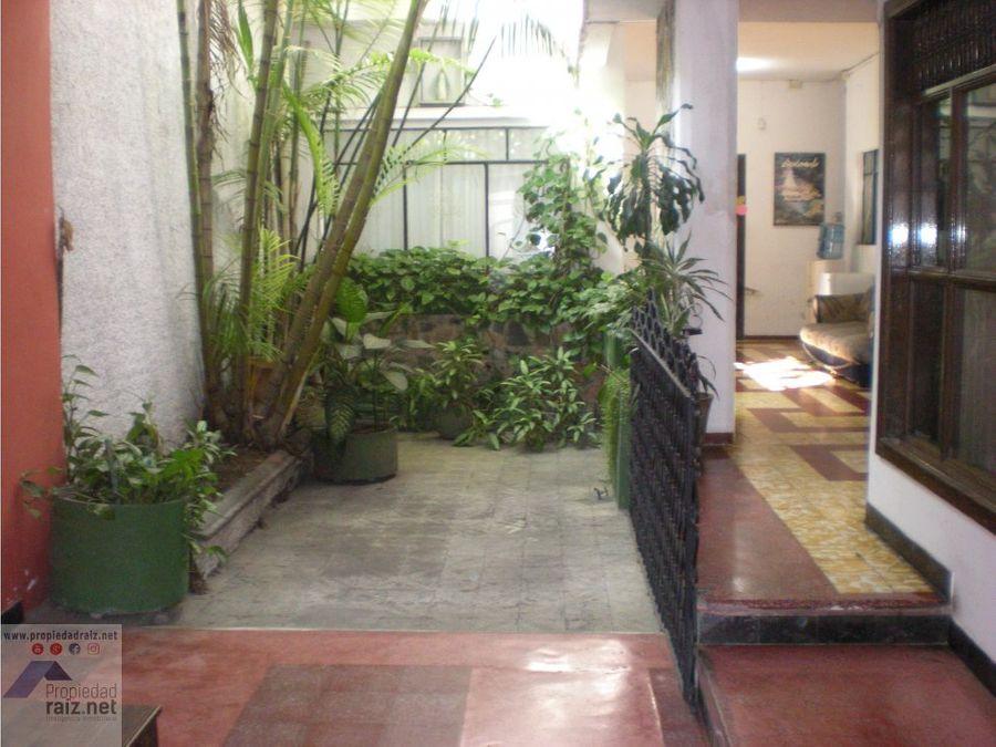 vendo casa para negocio antigua guatemala d
