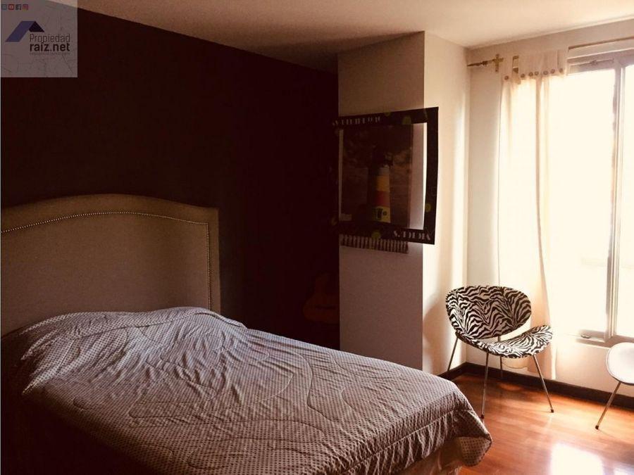 apartamento amueblado en alquiler z16 santa fed