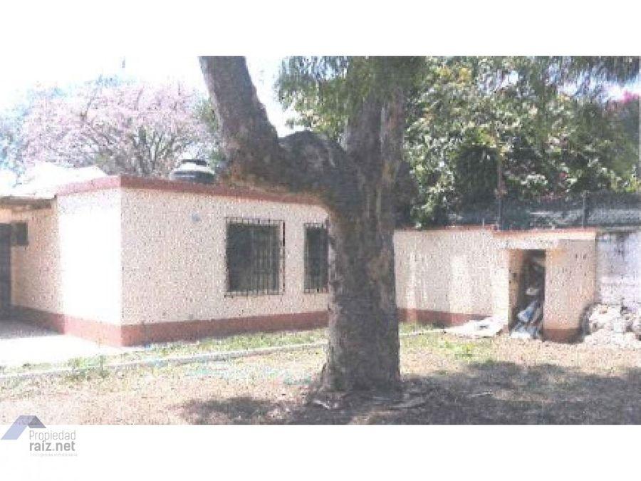 casa de un nivel z12 colonia el carmeni