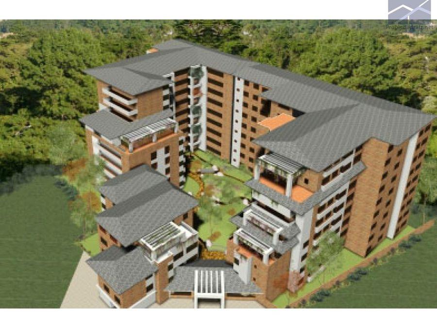 apartamento zona 15 edificio verdinoi