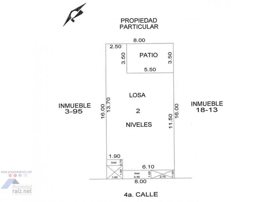vendo amplia casa para negocio z14 la villa d