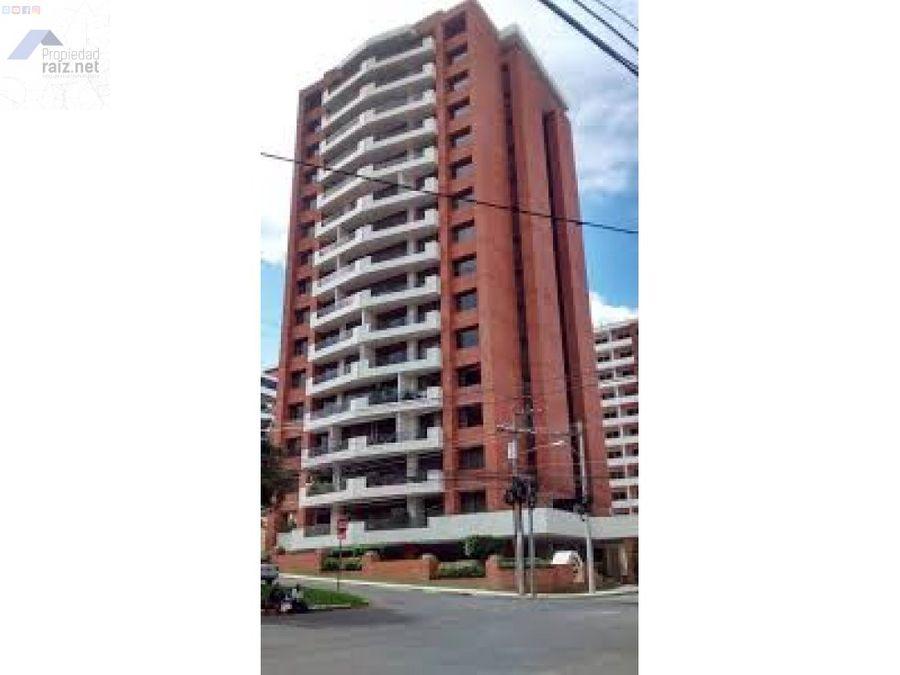 apartamento amueblado zona 14 edificio plenum d