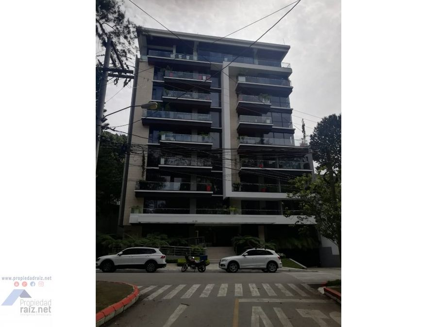 apartamento nuevo z15 vista al parque d