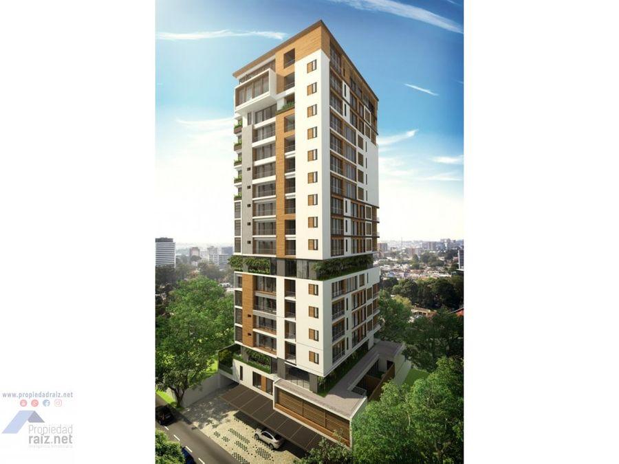 apartmento zona 10 edificio urbana d