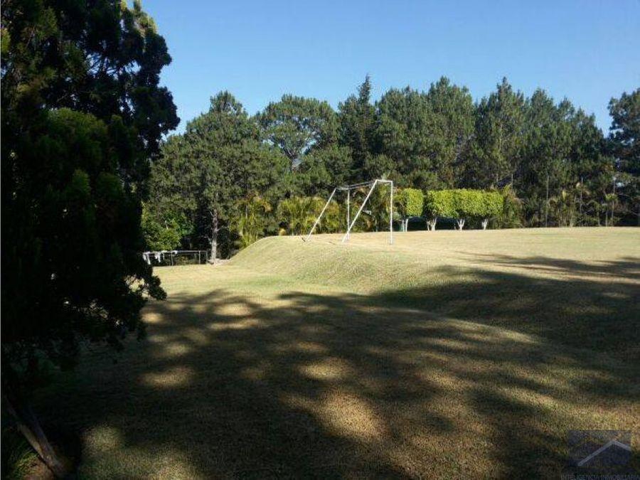 terrenos en hacienda nueva contry clubi