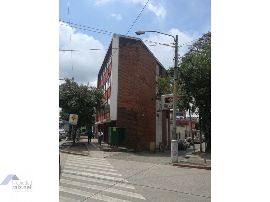 edificio zona 4 sobre la 6ta avi