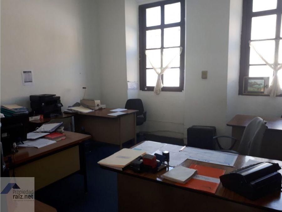 vendo casa zona 1 ideal para oficinas d
