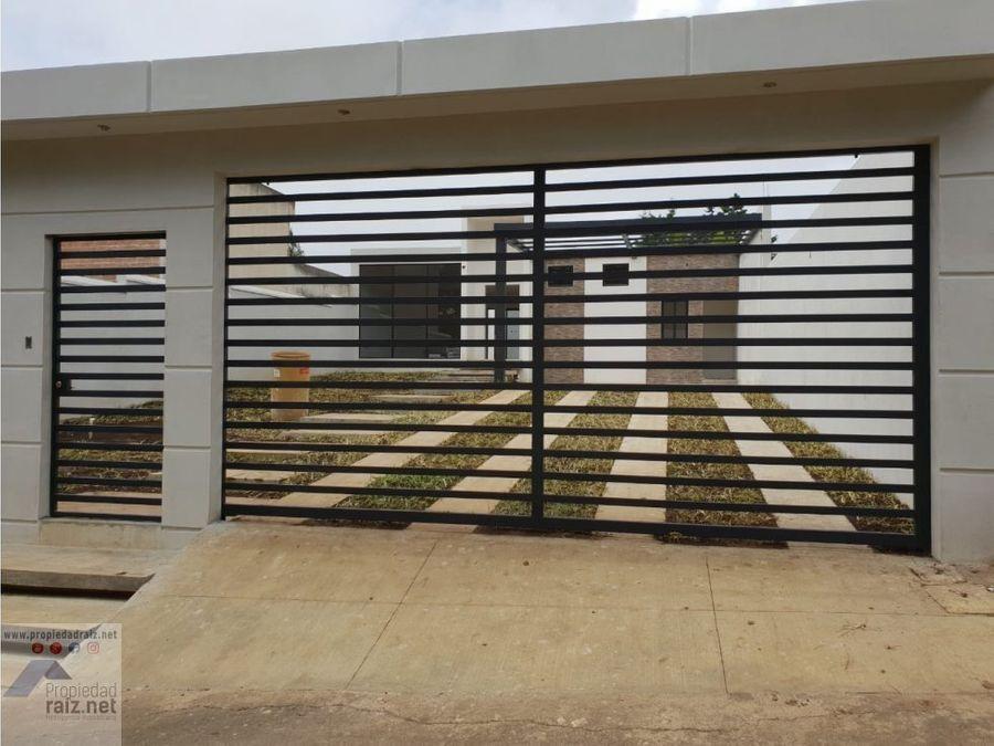 vendo casas en proyecto arrazola ii km 175 d