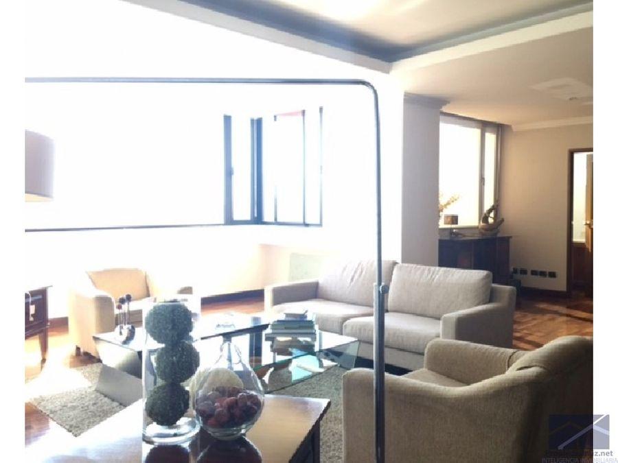apartamento en zona 14i