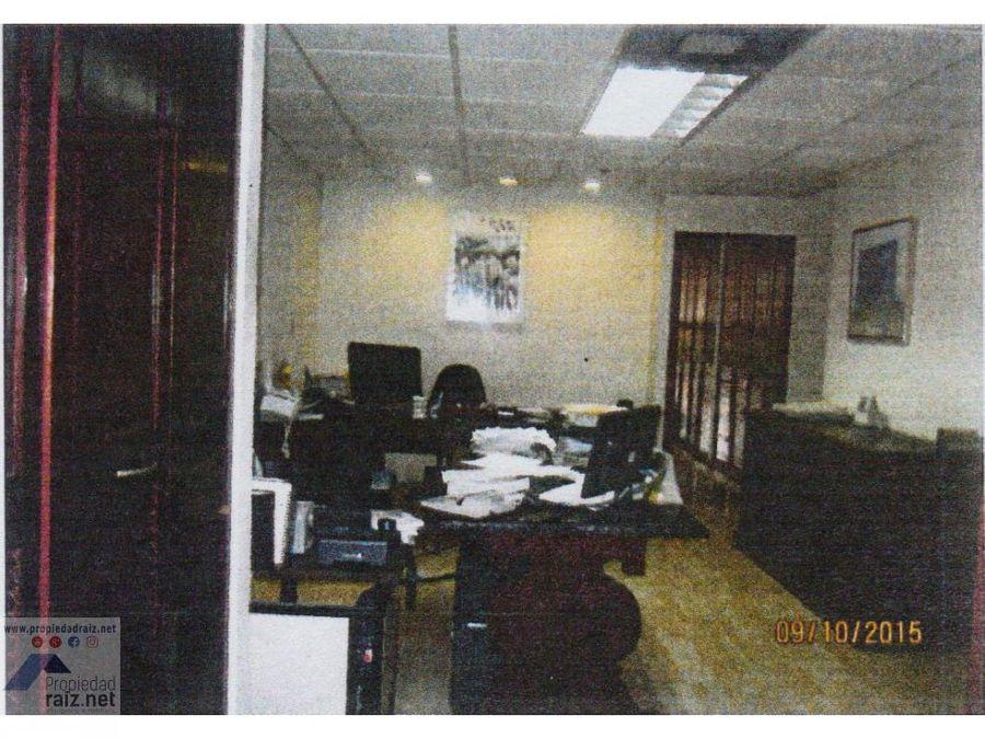 vendo amplias oficinas zona 10 d