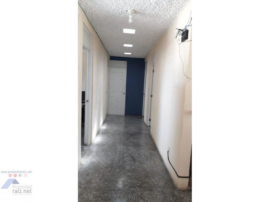 alquilo casa para oficinas zona 15 vh1 d