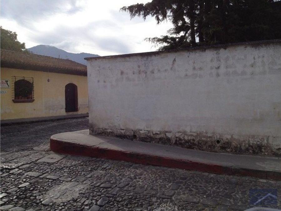 terreno antigua guatemalai