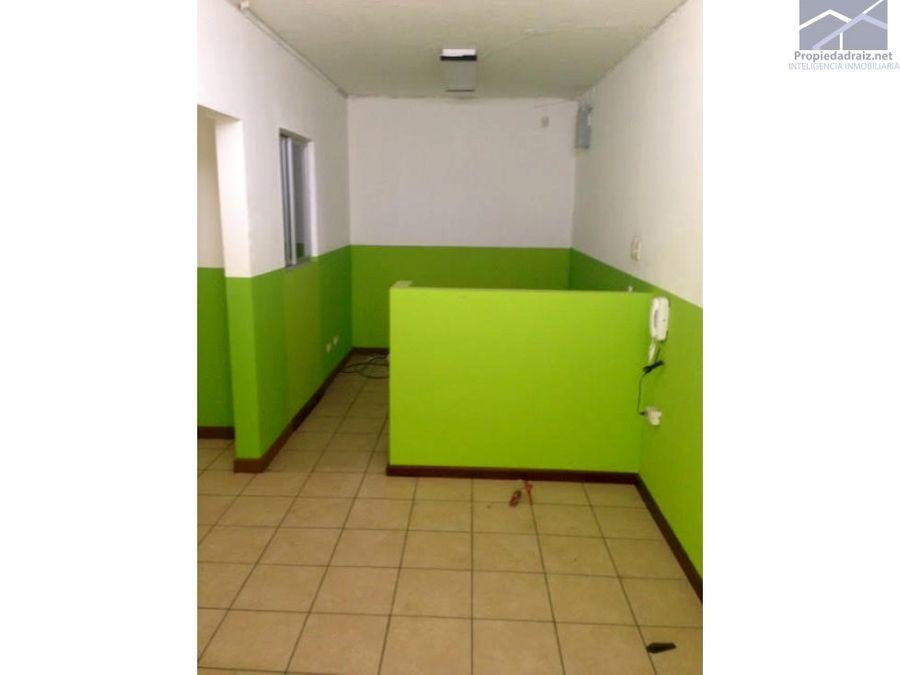 propiedad zona 14 ideal para oficinasi