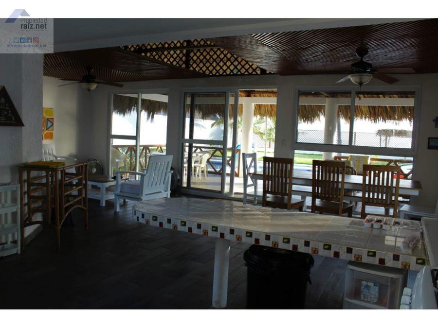 vendo casa de playa en monterrico d