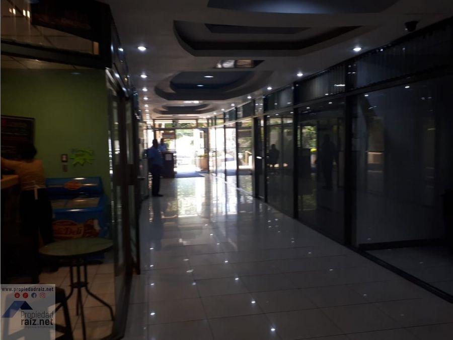vendo amplia oficina zona 9 d