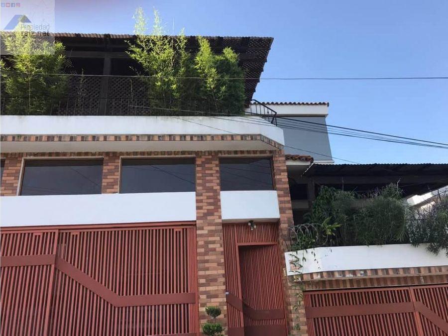 casa z8 de mixco vista al valle d