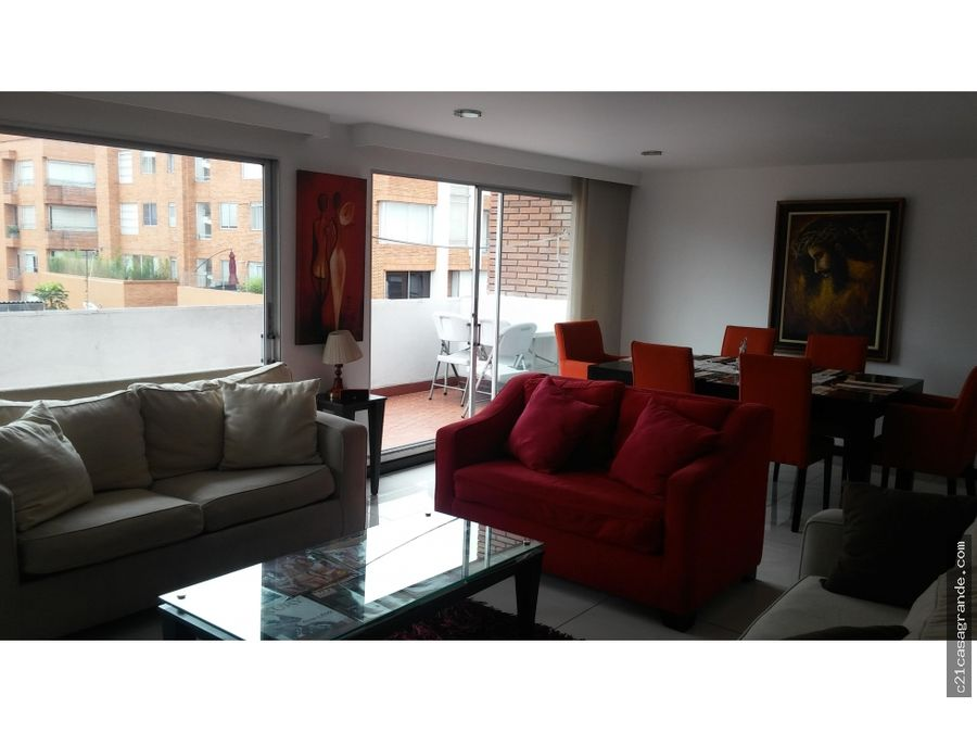 amplio apartamento amoblado