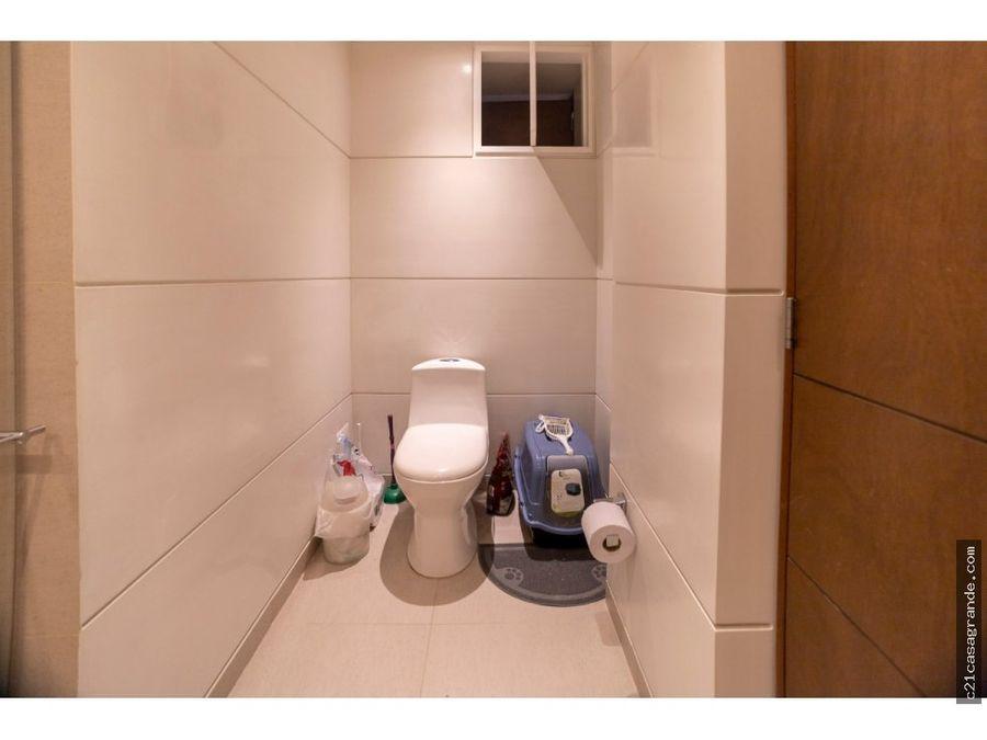 apartamento moderno iluminado y espacioso en santabarbara