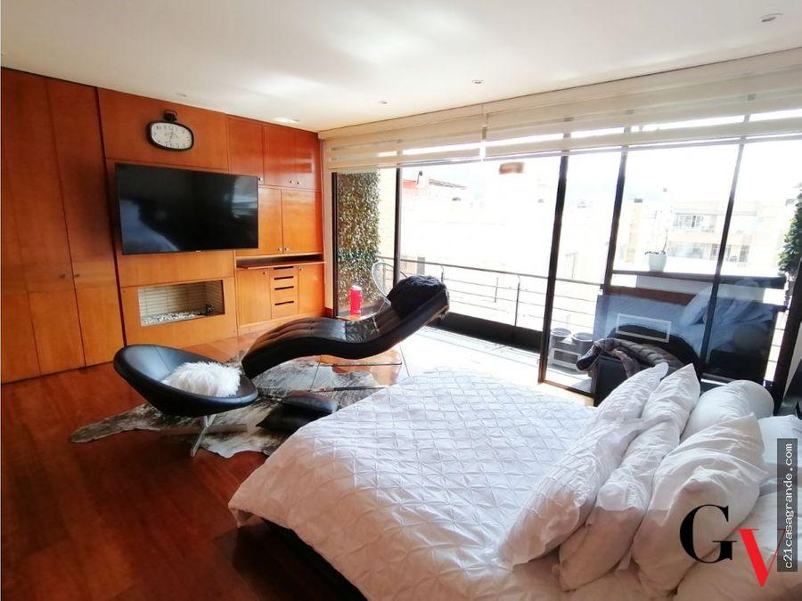 moderno apartaestudio tipo loft santabibiana