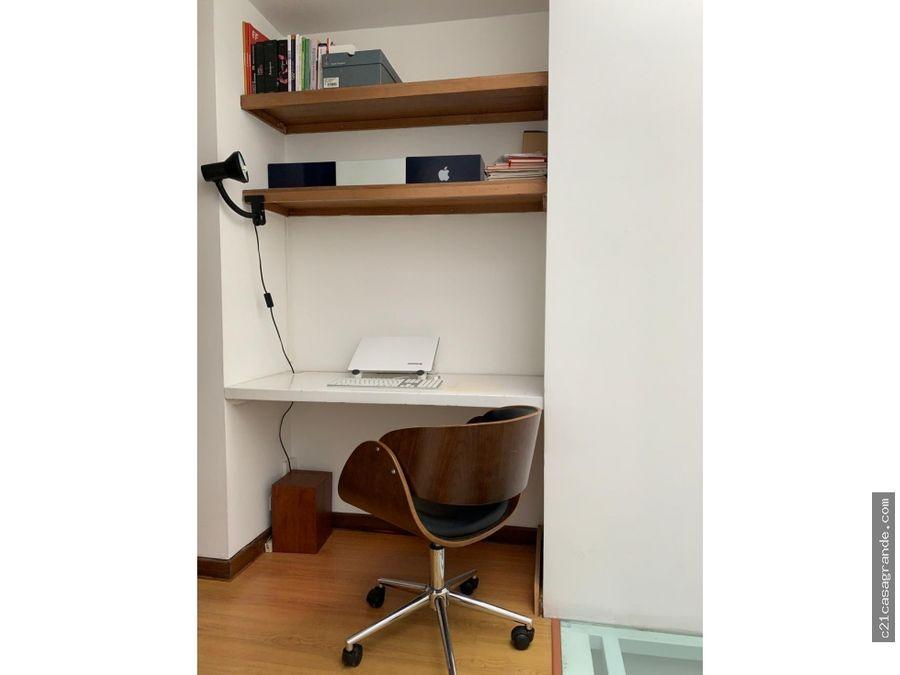 apartaestudio duplex amoblado