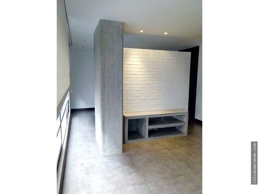 moderno apartaestudio chico virrey