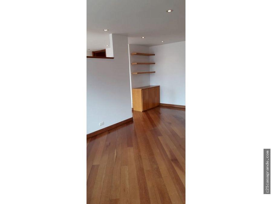 moderno y comodo apartamento tipo loft sanpatricio