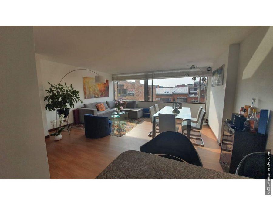 amplio apartamento en el virrey