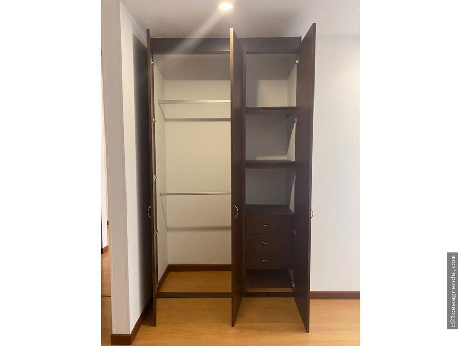 apartamento moderno recien remodelado chapinero alto