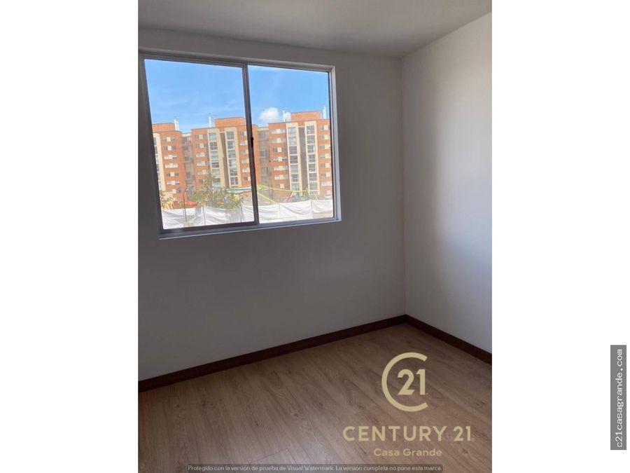 arrendamos hermoso apartamento conjunto sol naciente en mosquera