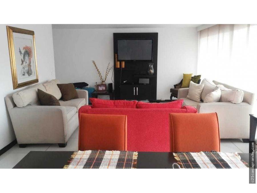 acogedor e iluminado apartamento en venta