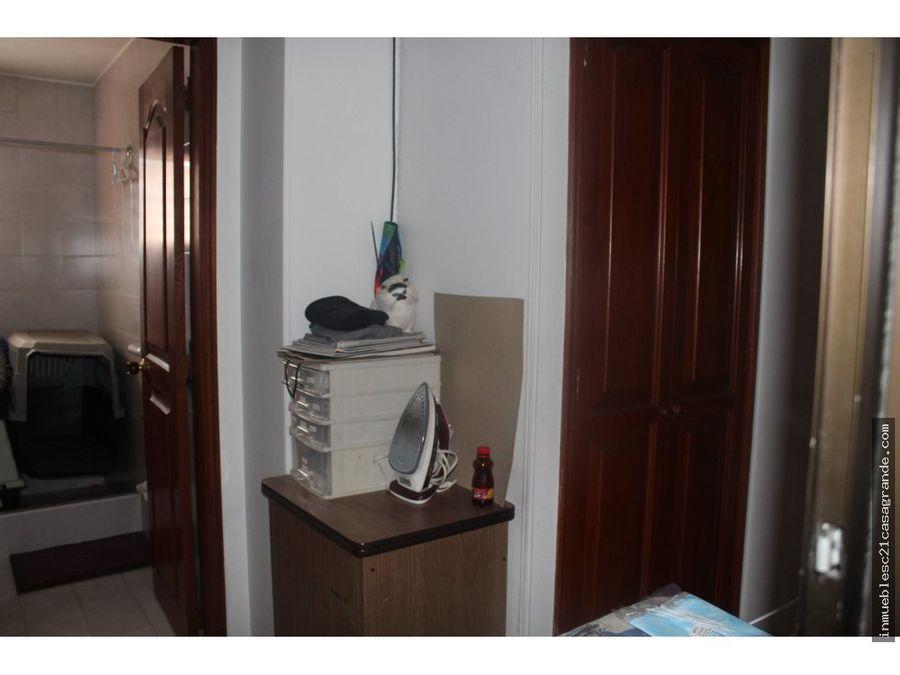 excelente apartamento en chico navarra
