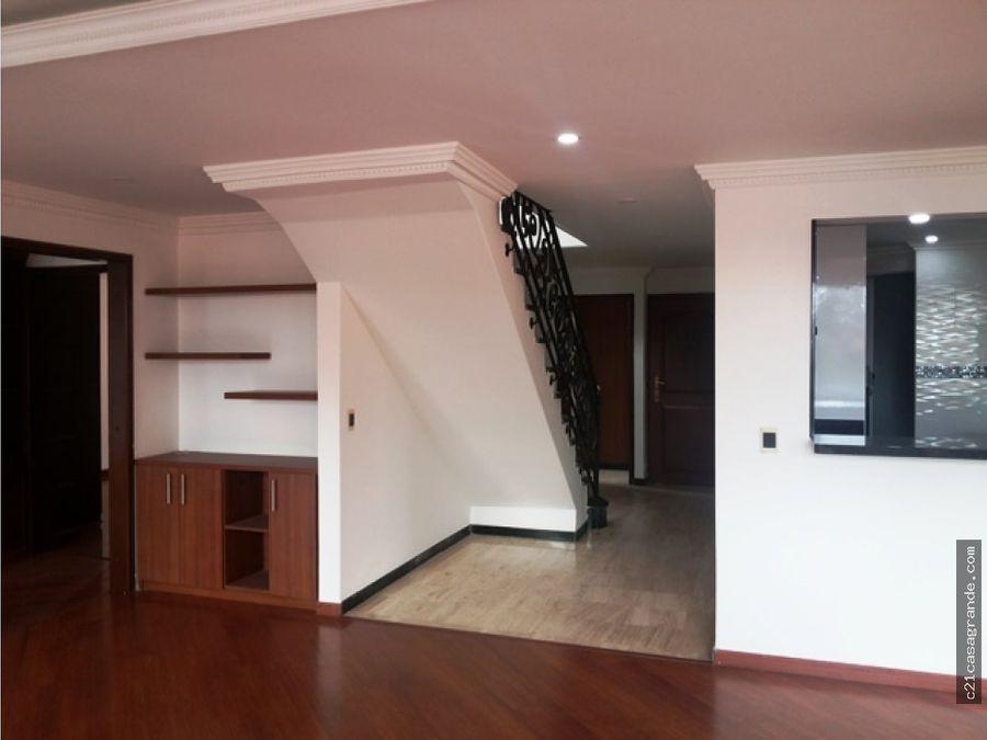espectacular pent house duplex