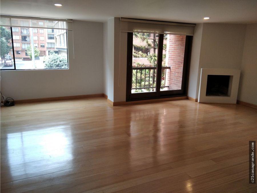 oportunidad venta exclusivo apartamento en chico virrey
