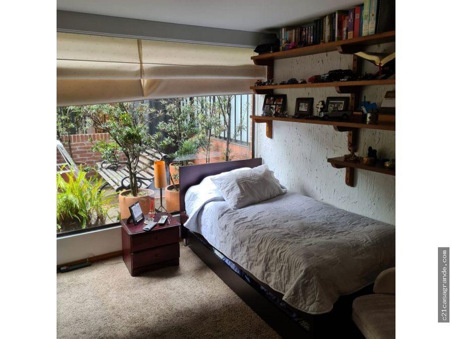 apartamento amoblado san patricio