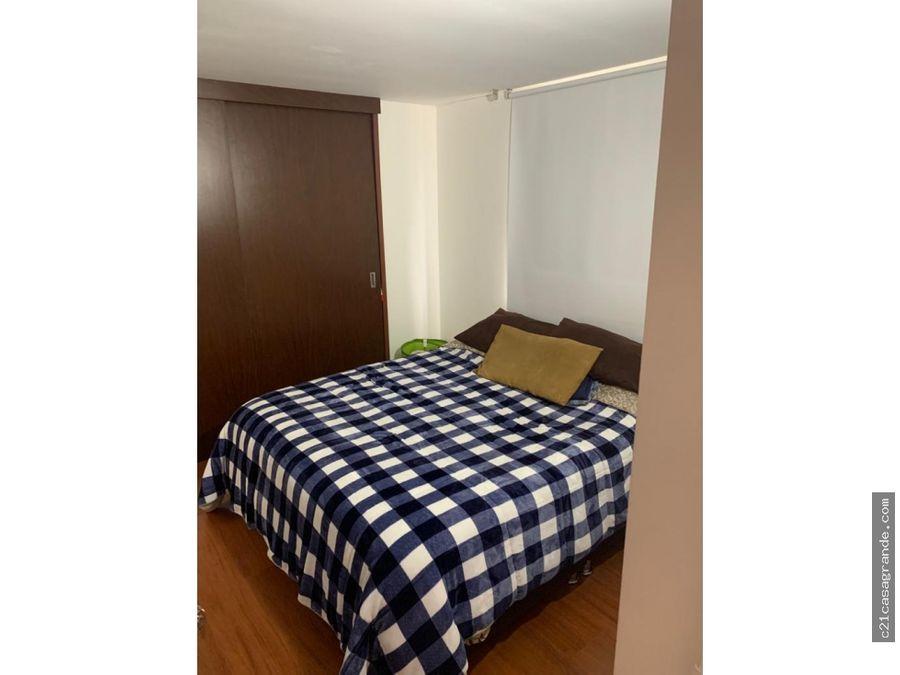 apartamento amoblado zona colina