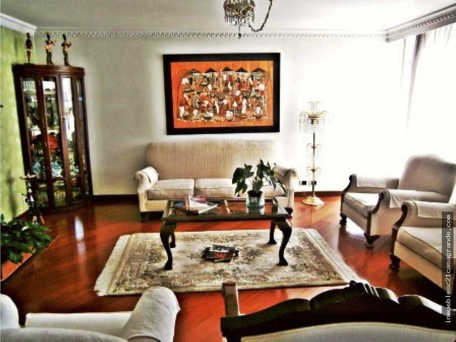venta apartamento con excelente ubicacion