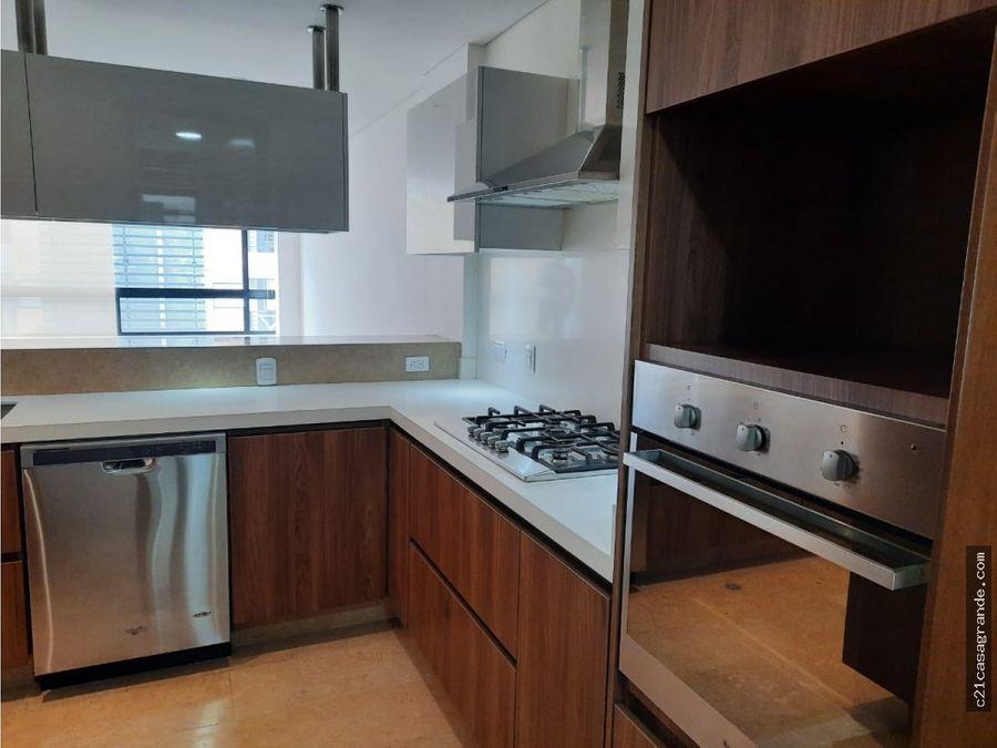 moderno y lujoso apartamento en usaquen