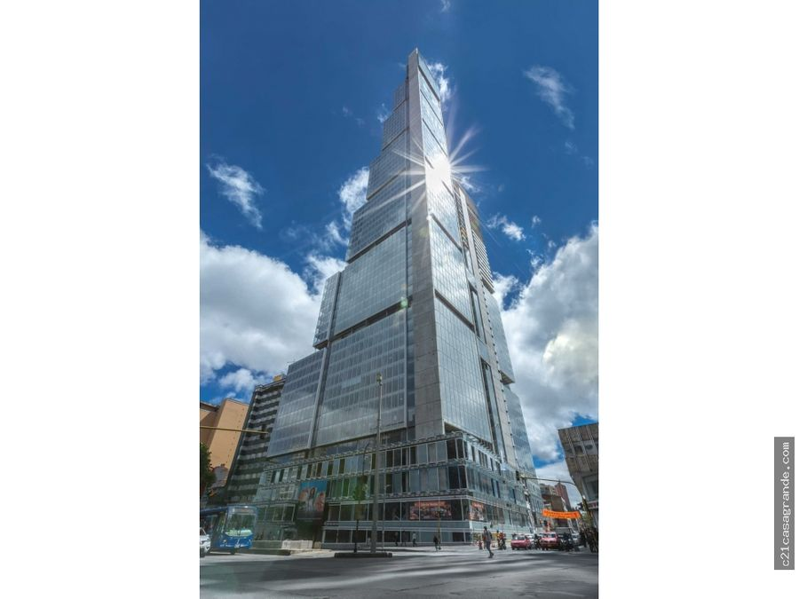 en renta apto amoblado p 27 bacata rascacielos mas alto de bogota