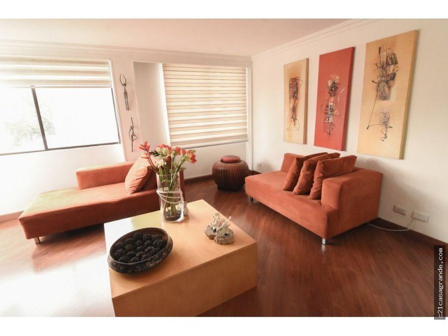 espectacular apartamento en chico reserva