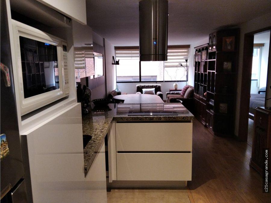 apartamento amoblado chapinero