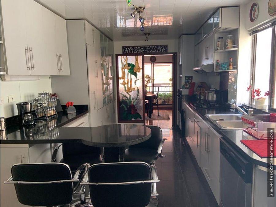 arriendo apartamento duplex en chico navarra