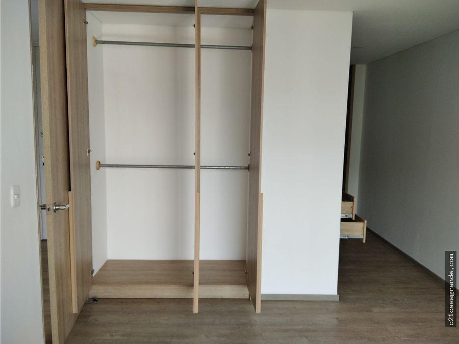 apartamento 201 rincon del chico recien construido