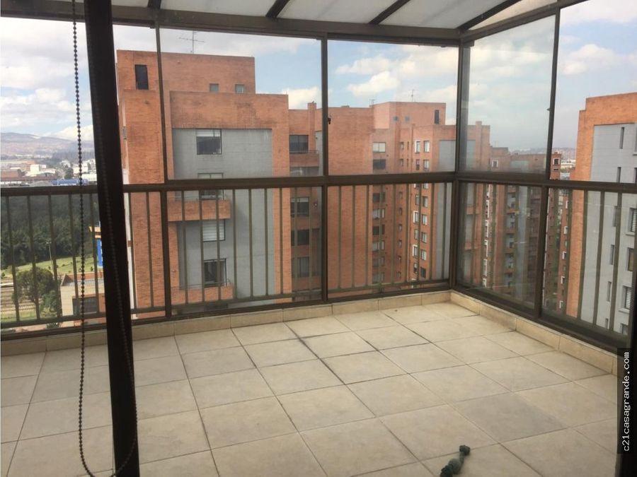 apartamento duplex penthouse parque central ciudad salitre