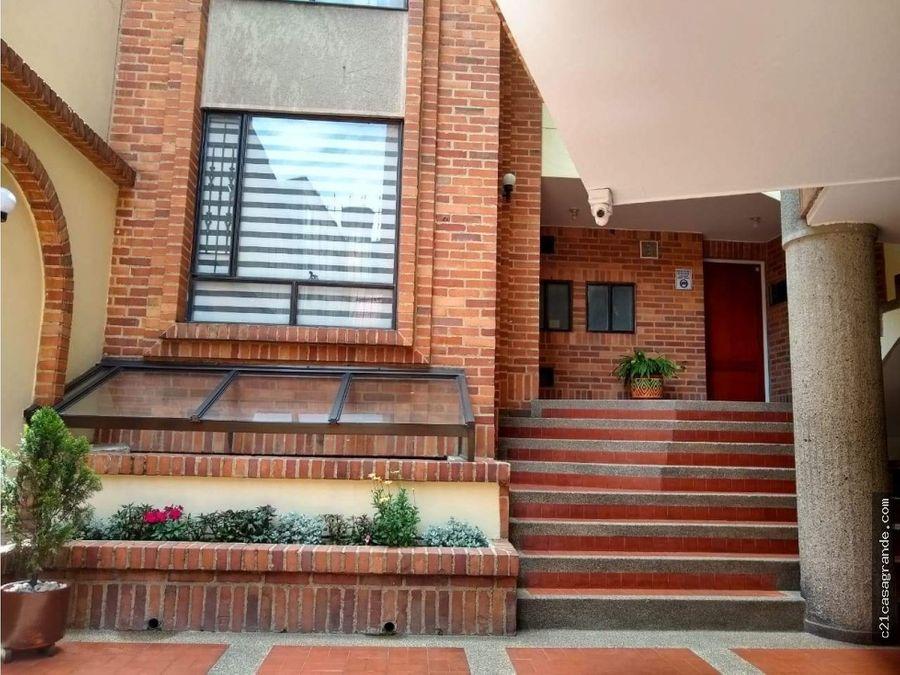 economico y amplio apartamento en chapinero