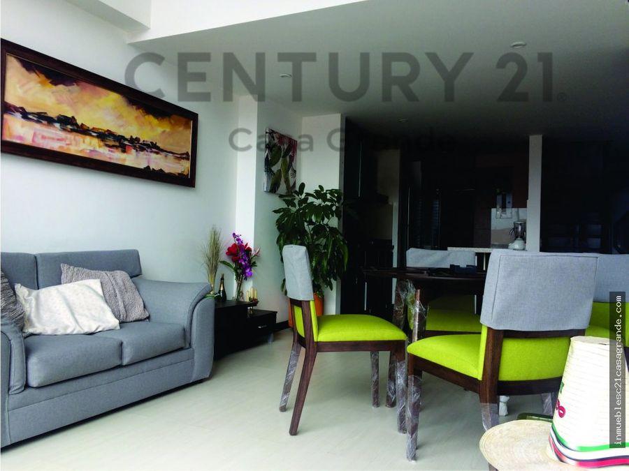 confortable apartamento duplex venta