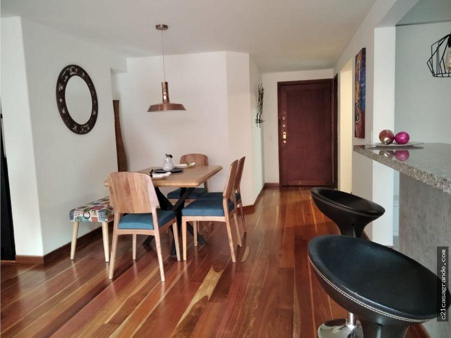apartamento amoblado zona exclusiva