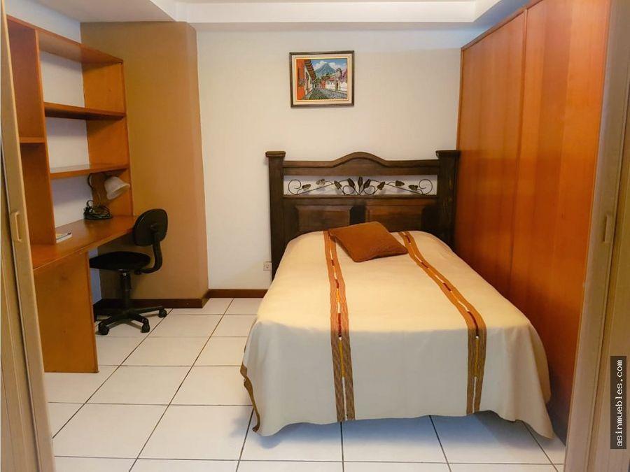 apartamento 2 habitaciones amueblado