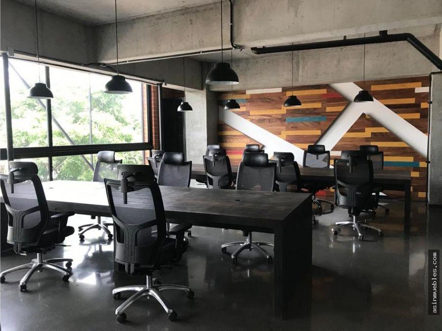 oficina equipada 3 ambientes