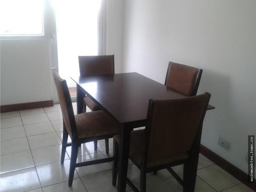 apartmento amueblado 1 habitacion