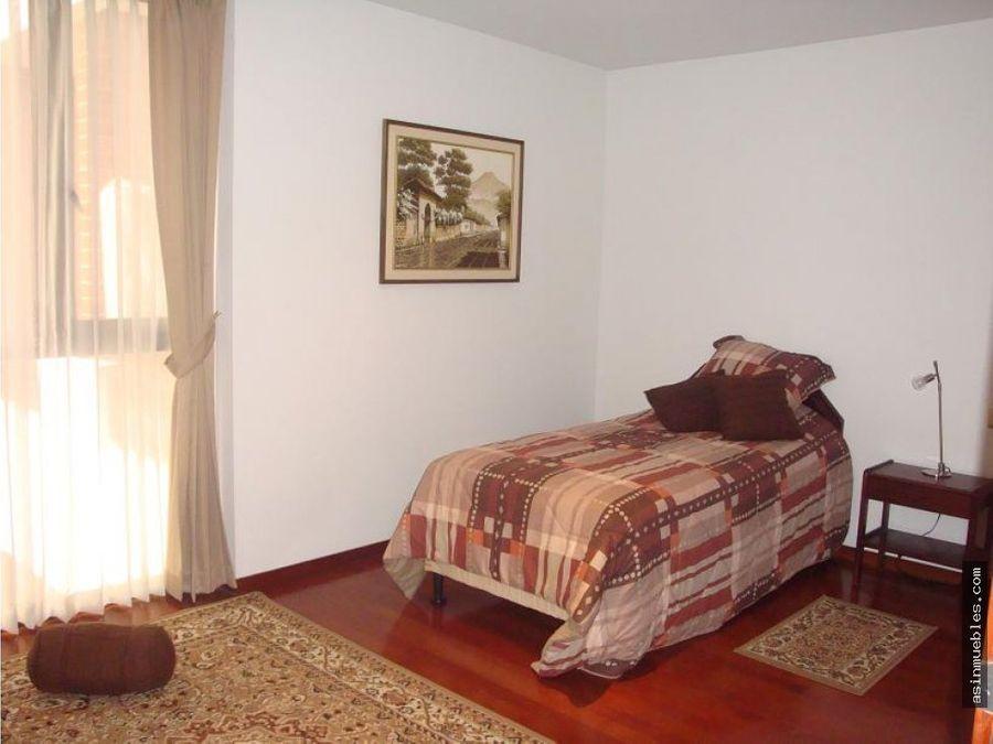 apartamento amueblado 2 habitaciones